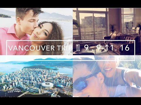 Vancouver | Vlog - 1 year Anniversary trip