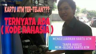 Download Kartu ATM tertelan? Ternyata ada (KODE RAHASIA) Mengeluarkan Kartu ATM tanpa harus mem-blokir Mp3 and Videos