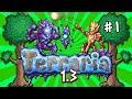 Terraria 1.3 Multiplayer Let's Play - Episode 1 w/ ChimneySwift11 & Paulsoaresjr