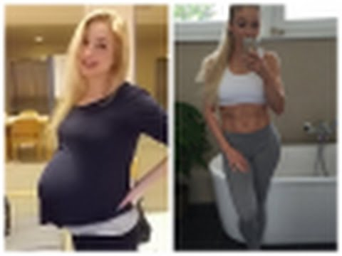 wie kann ich während der schwangerschaft abnehmen