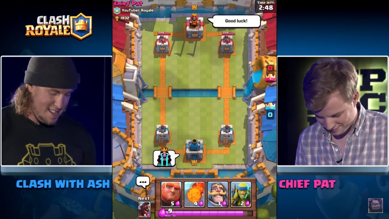 The best: clash royalr tournament telegram channels