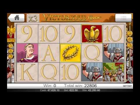 Victorious gratis casino slot machine online game