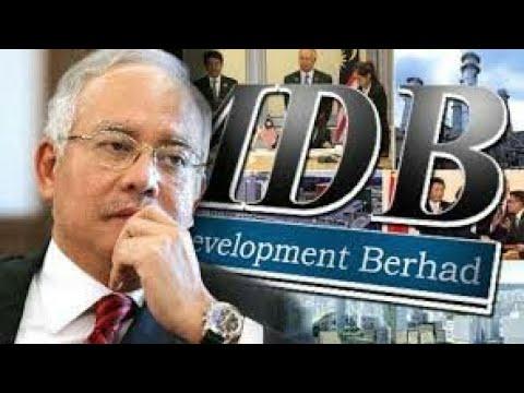 """""""Isu Dana 1MDB : Berani ka Najib Menjadi Pencelah""""?"""