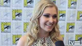 Eliza Taylor Interview - The 100 (CW) Season 2