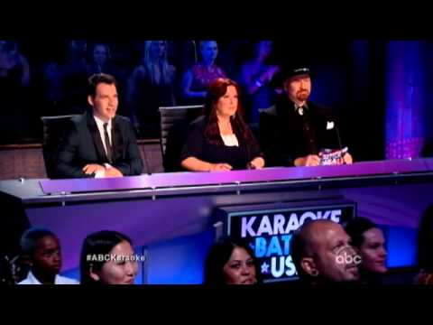 """Cassandra Mae Sings """"Bring It On Home To Me"""" By Sam Cook On Karaoke Battle USA"""