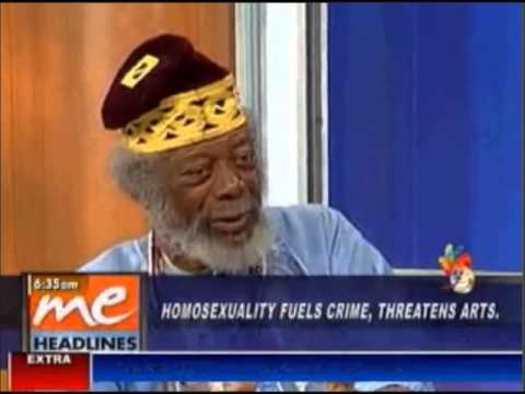 Leroy Clarke on Homosexuality, Gender, and Crime: Richie Maitland Responds