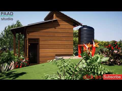 Tiny house - in Rwanda