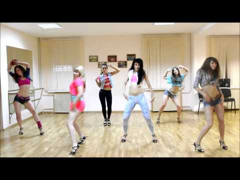 Sean Paul - Hey Baby / High Heels Dance