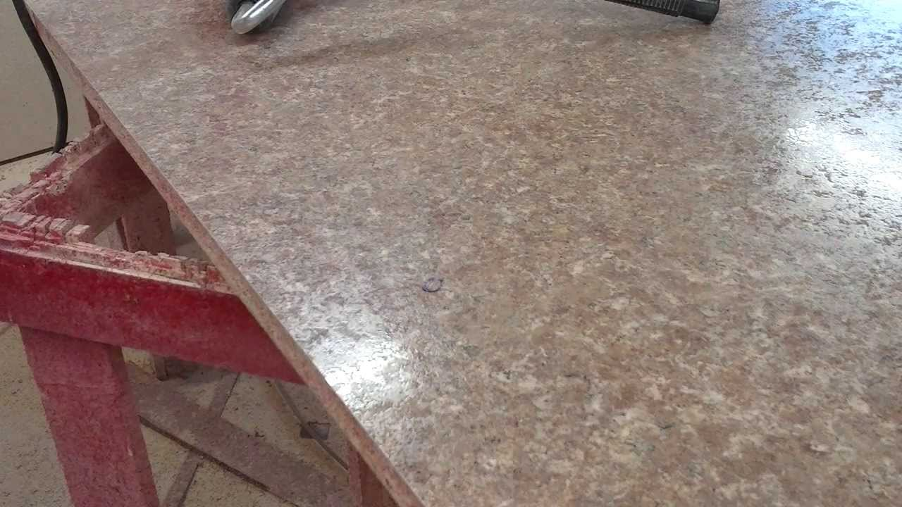 How To Cut Formica Countertop Without Chipping Chip Removal From Under Laminate Repair - Youtube