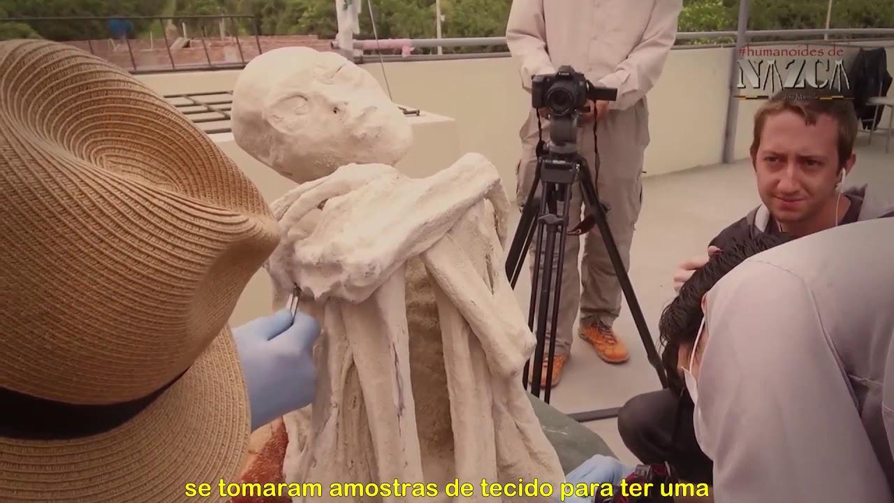 Humanoides de Nazca   Episodio 2   María