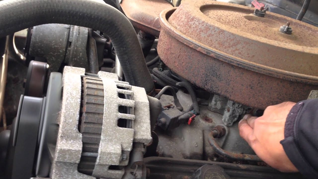 1995 chevrolet tahoe engine 5.7l v8