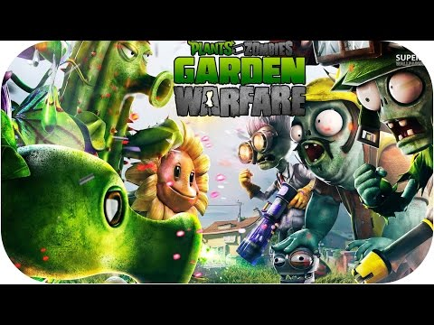 PLANTS VS ZOMBIES: Gardem Warfare -  ESTOU MUITO BRINCANTE - Gameplay no Xbox One