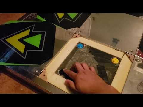 How to modify DDR Energy pads