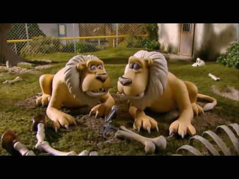 Creature Comforts America   Winter, The Zoo 480p