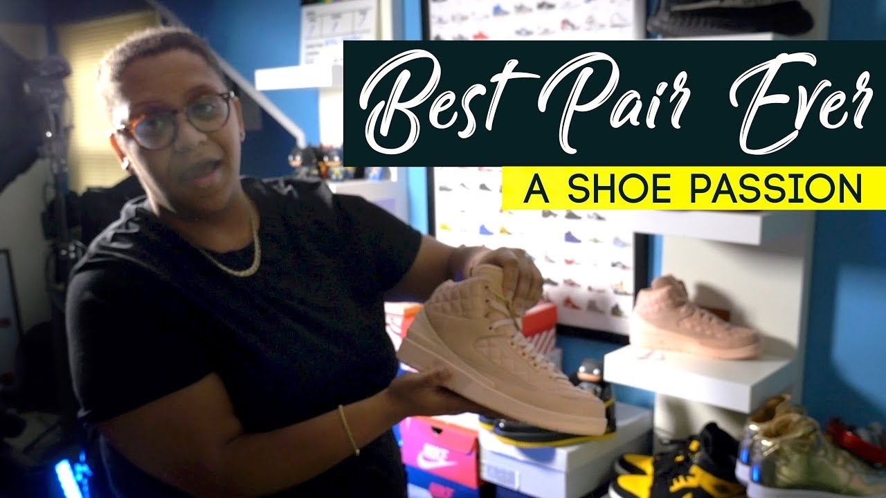 online store 093b9 b72b5 Best Pair Ever Vlog - A Story Driven by a Passion for Shoes