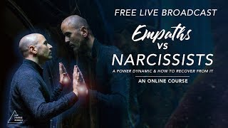 Live 1-Hour Long Broadcast on Empaths vs. Narcissists Recovery