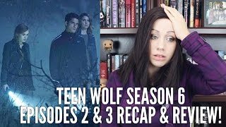 "Download Video Teen Wolf Season 6 Episodes 2 & 3 ""Superposition"" and ""Sundowning"" Recap & Review MP3 3GP MP4"