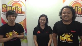 Penyampai Suria FM KK