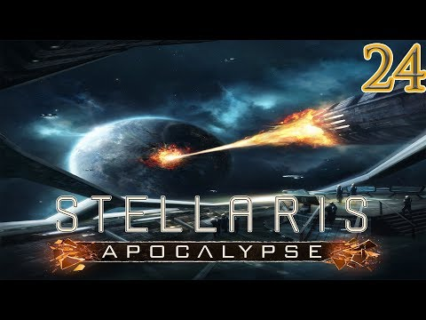 Let's Play Stellaris Apocalypse Valdari Citizen Union Part 24