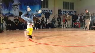 Чемпионат ЯНАО по брейку