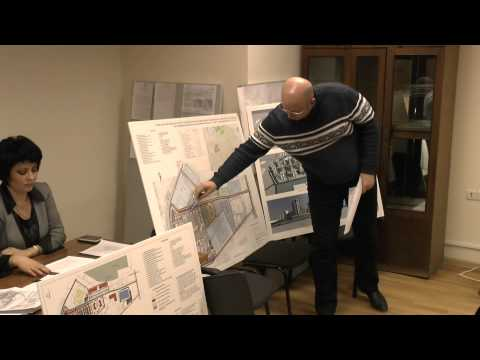Слушания по проекту планировки микрорайона Комсомольский Часть 2