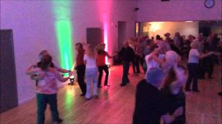 Modern Jive dancing with JIVEASY