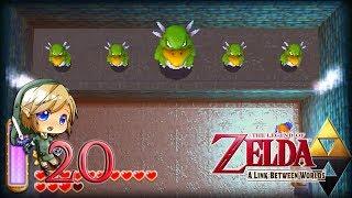 Zelda: A Link Between Worlds - Cap.20 Las Ruinas de Hielo