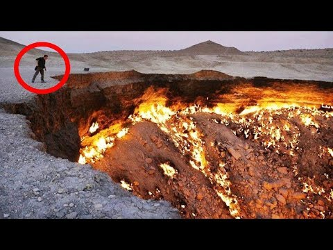 The most  DANGEROUS Places on Earth!