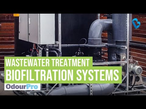 Reduce Volatile Organic Compounds Through Biofiltration Wastewater Treatment