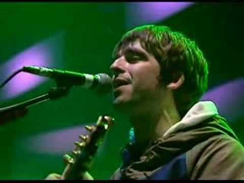 Oasis- The Masterplan-live maine road 96