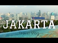 JAKARTA, Indonesia Highlights   Travel Vlog