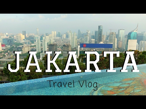 JAKARTA, Indonesia Highlights | Travel Vlog