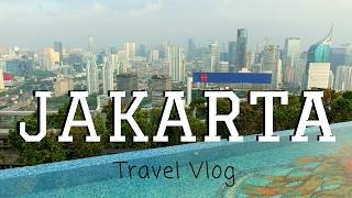 Jakarta, Indonesia Highlights | Travel Vlog