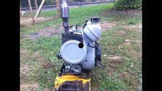moteur bernard w417