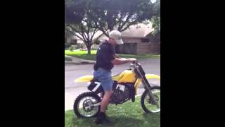 Rm 80 dirt bike