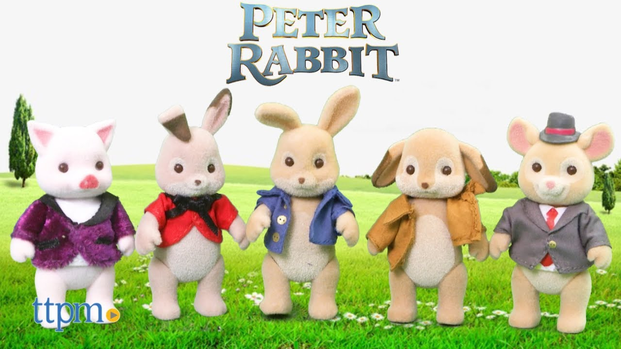 Peter Rabbit Mini Eggs From Just Play