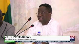Ghana-Burkina Faso Three firms shortlisted for railway project submit proposals - 7-10-21