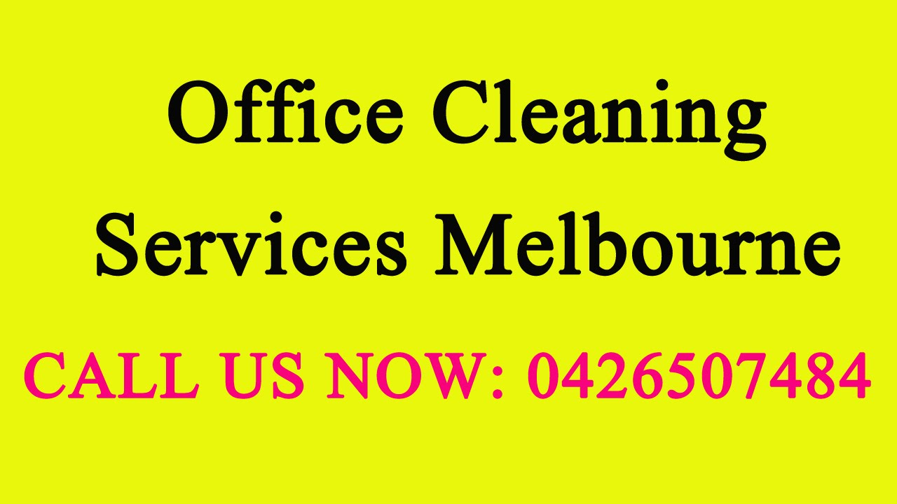 Thumbnail for Office Cleaning Port Melbourne
