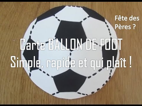 carte 3 ballon de foot youtube. Black Bedroom Furniture Sets. Home Design Ideas