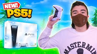 I PLAYED PS5 FORTNITE (INSANE)