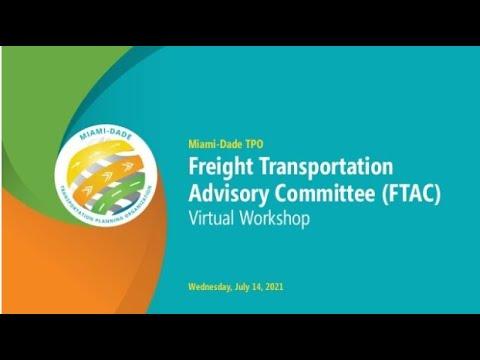 Download July 14, 2021 FTAC Virtual Workshop