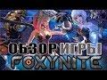 Обзор Игры FoxyNite 2019