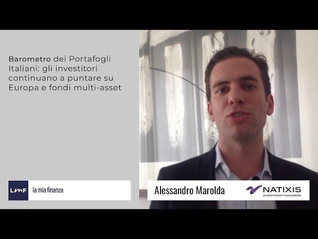 Il Barometro dei portafogli - Alessandro Marolda (Natixis IM)
