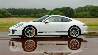 Porsche 911R   Top Gear  Series 23   BBC