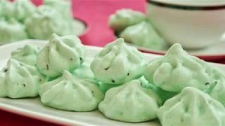 Simple Meringue Cookies