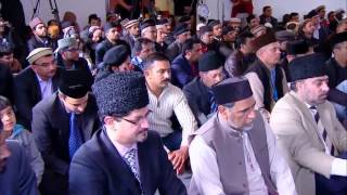 Проповедь Хазрата Мирзы Масрура Ахмада 09 10 2015    YouTube 720p