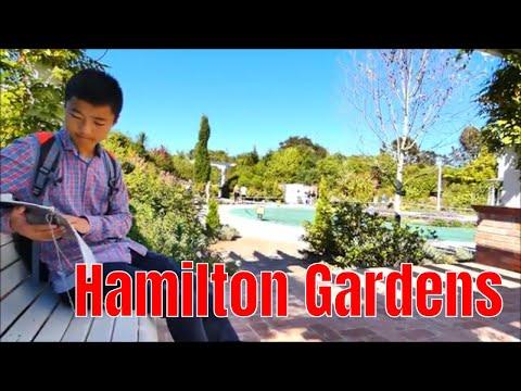 Hamilton Gardens, Hamilton, New Zealand