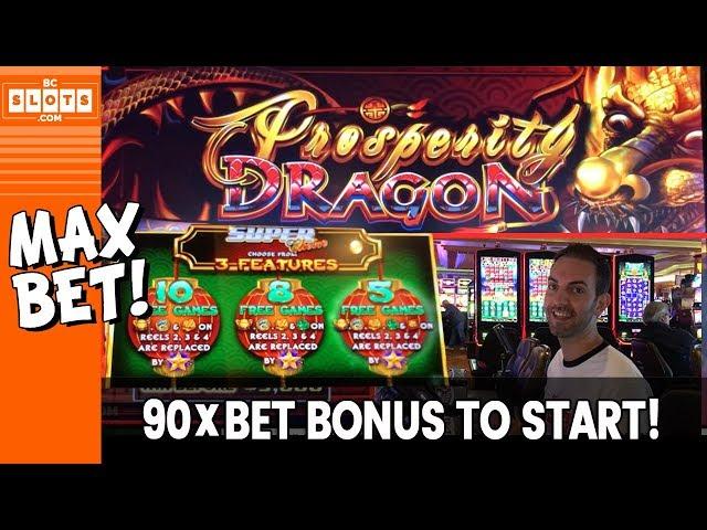 💥 90 ✖️ BET Bonus to Start! 💰 $1300 @ San Manuel Casino ✪ BCSlots (S. 4 • Ep. 1)