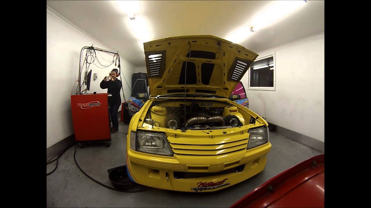 Dyno tuning (later vids show 640ish RWKW on std engine)