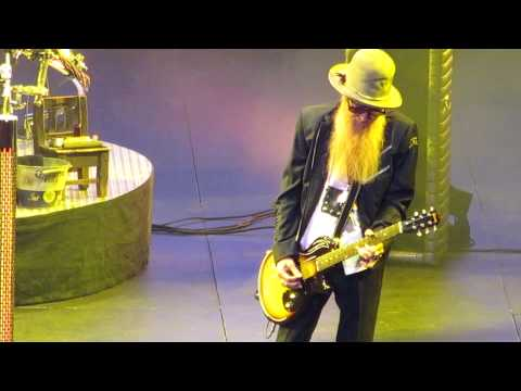 ZZ Top at Hard Rock Hollywood June 12, 2012 - Beer Drinkers and Hell Raisers